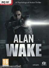 ALAN WAKE SPECIAL EDITION for PC SEALED NEW