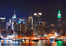 Midtown Manhattan New York City Day & Night - 3D Lenticular Motion Post Card