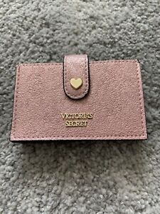 Brand New Victoria's Secret Glitter Concertina Card Holder