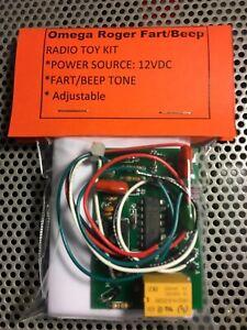 CB Radio Roger Beep Noise Toy