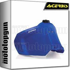 ACERBIS 0017554 FUEL TANK BLUE SUZUKI DR 650 2008 08 2009 09 2010 10 2011 11