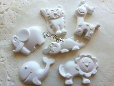 Gessi gessetti profumati 20 pz animali misti bomboniere sacchettini compleanno