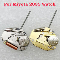 Replacement Quartz Watch Movement for Miyota 2035 Watch Spare Parts Accessories