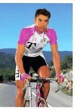 CYCLISME carte cycliste MICHEL LAFIS équipe TEAM DEUTSCHE TELEKOM