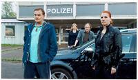 Elisabeth Brück - original signiertes Foto * Tatort * hand signed