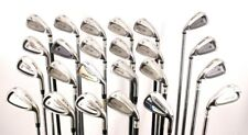 Lot of 24 Golf Single Irons by RAM TaylorMade and Adams Right/Left-Handed