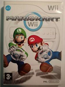 Mario Kart Wii Completo-Nintendo Wii/WiiU PAL España-Completo y como nuevo