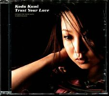 KODA KUMI - TRUST YOUR LOVE - JAPAN CD ALBUM [1340]