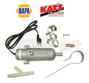 "Circulating Engine Heater 1500 Watts 5/8"" NAPA / KAT 13150"