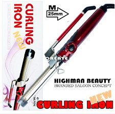 Professional Create NEW Advance Curling Story Iron M-Size(25mm) MADE IN KOREA