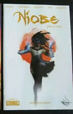 NIOBE SHE IS LIFE #2 EXCLUSIVE VARIANT ASUNDA HBO STRANGER COMICS LIMITED HOT!