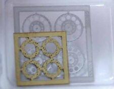 NINCO 80728 Set 4 cerchioni + 4 dischi freno in fotoincisione scala 1/32
