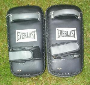 EVERLAST MUAY THAI PADS , KICK BOXING MMA UFC KSW GYM BJJ WORK OUT TRAINING