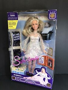 NEW Sabrina The Teenage Witch Barbie Play Doll Magic by Kenner 1997 61710
