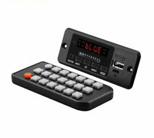 Board Mp3 Audio Decoder Wireless Bluetooth With Usb Ports And Remote Control New