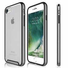Funda iPhone 7 KHOMO® Carcasa Silicona - Essence - Gris