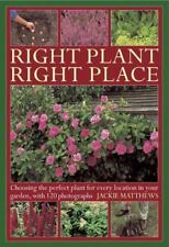 Right Plant Right Place: Choosing the Perfect Plant for Every Location-ExLibrary