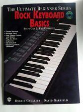 The Ultimate Beginner: Keyboard Basics : Steps 1 and 2 by Debbie Cavalier (1996…