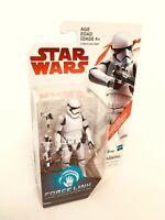 Star Wars - First Order Stormtrooper Action Figure - Force Link - Hasbro - 2017