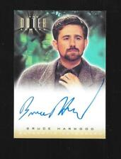 Outer Limits Sex Cyborgs Science Fiction Expansion Autograph A19 Bruce Harwood