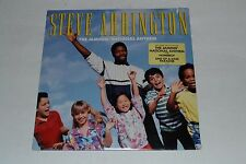 Steve Arrington~The Jammin' National Anthem~SEALED~Atlantic Reocrds 81643-1