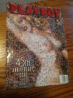 046 Playboy Magazine  45th Anniversary Issue January 1999