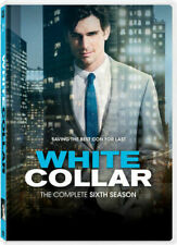 White Collar Complete Season Six R1 DVD Series 6