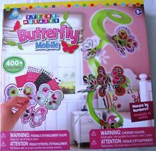 Sticky Mosaics Butterfly Mobile Craft Kit Age 5+ 400 pcs NIB New