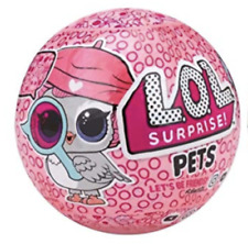✔ Sealed LOL SURPRISE PETS series 4 EYE SPY DECODER Owl  L.O.L. BALL  Authentic