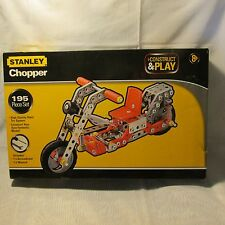 "Stanley Construct and Play ""Chopper"""