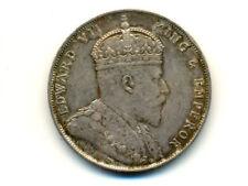 Straits Settlements:KM-26,1$,1907 *King George V * EF-AU *