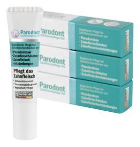 Beovita - Parodont Zahnfleischpflege-Gel 3er Pack (3x 10ml)