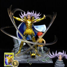 Model Palace Gold Saint Mu Aries Limited Resin Painted Model Figure New In Stock