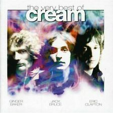 The Very Best of Cream - Cream (Album) [CD] Ginger Baker Eric Clapton Jack Bruce