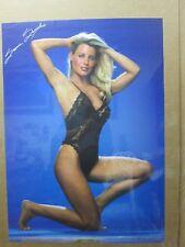 Susanne Severeid Hot girl 1983 Vintage Poster Inv#2659
