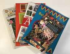 Bundle of 5 Quilting Technique Books Fill Out Your Home Collection