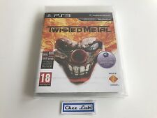 Twisted Metal - Sony PlayStation PS3 - FR - Neuf Sous Blister