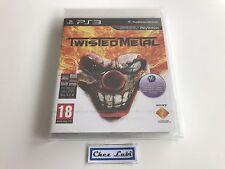 Ps3 / Sony Playstation 3 Jeu - Twisted Metal Al/ang dans L'emballage Utilisé