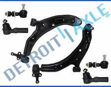 6pc Front Lower Control Arm Set w/Ball Joints + Sway Bar End Links fits Sentra