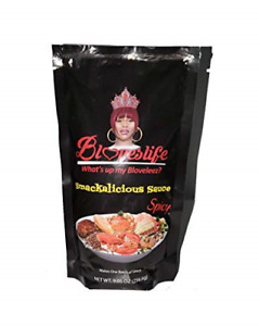 Blove's Smackalicious Sauce Seasoning Mix Spicy
