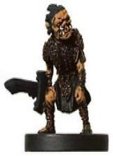 D+D miniatures 1x x1 Goblin Blackblade War Drums NM with Card