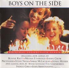 BOYS ON THE SIDE - STEVIE NICKS / PRETENDERS / ANNIE LENNOX ETC. - SOUNDTRACK CD