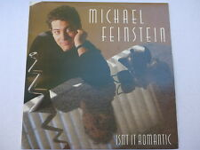 Michael Feinstein – Isn't It Romantic LP, Aus, Vinyl M