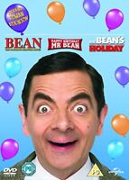 MR. BEAN - BEAN MOVIE / MR. BEANS HOLIDAY / HAPPY [DVD]