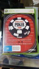 poker 2008 xbox 360