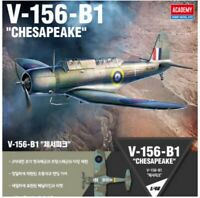 "Academy #12330 1/48 V-156-B1 ""Chesapeake"" Kit Airplane Aircraft Plamodel_egeq"