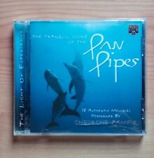 The Tranquil Sound Of The Pan Pipes By Gheorgie Zamfir CD