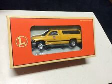 LIONEL: O Gauge Union Pacific - Dodge Ram 6-18439 MIB  Track Inspection Vehicle