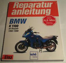Reparaturanleitung BMW K 1100, Baujahre 1992 - 1999