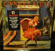 sealed CYNDI LAUPER She's So Unusual ORIG. 1983 Portrait 38930